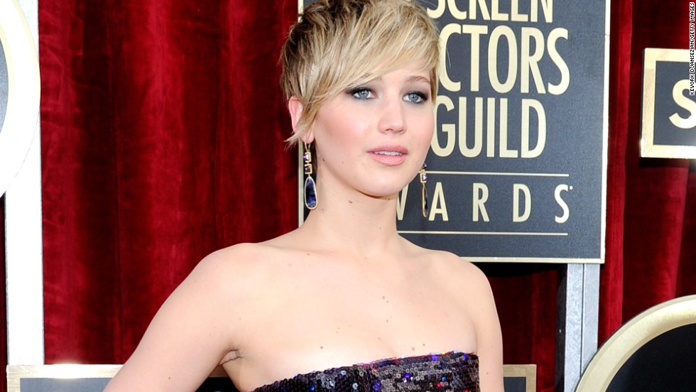"""When some of the star's nude photos were leaked in a hacking incident that affected several celebrities in August 2013, Lawrence called the """"scandal"""" what it was: """"a sex crime."""" """"It is a sexual violation,"""" she told Vanity Fair. """"The law needs to be changed, and we need to change. Just because I'm a public figure, just because I'm an actress, does not mean that I asked for this. It's my body, and it should be my choice, and the fact that it is not my choice is absolutely disgusting."""""""