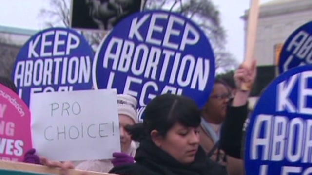 GOP tackles the abortion war