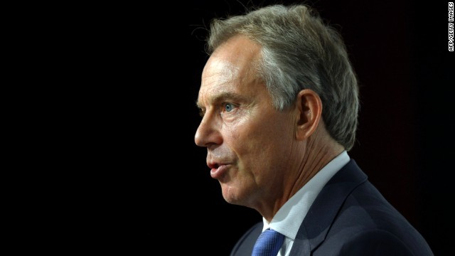 Blair 'sickened' by Syria photos