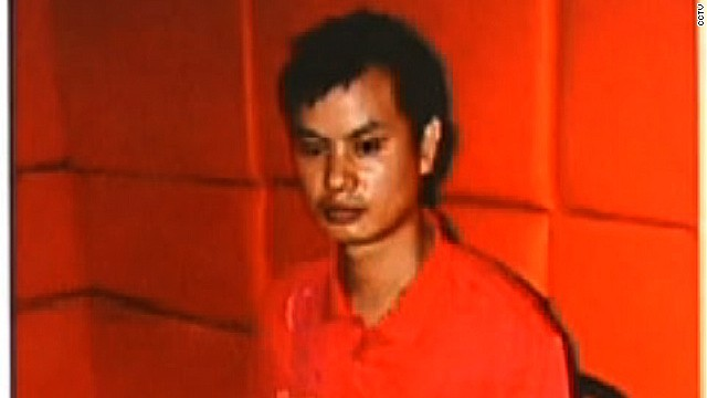 Li Hao was executed on Tuesday.