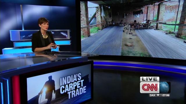 Carpet Slavery in India