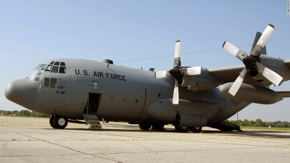 "What happened aboard this C-130E Hercules, code named ""Spare 617,"" was ""one of the greatest feats of airmanship of the Southeast Asia War,""<a href=""http://www.nationalmuseum.af.mil/factsheets/factsheet.asp?id=18724"" target=""_blank""> according to the Air Force museum</a>."