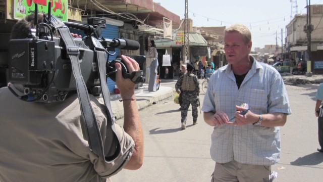 How dangerous is Iraq now?