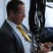 Richard Quest in Davos