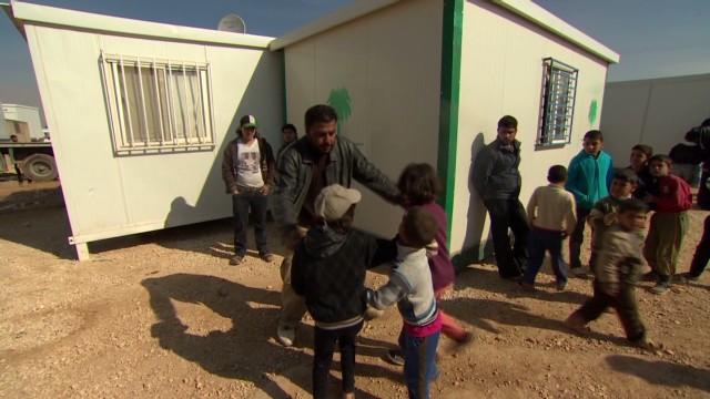 Housing 127,000 refugees