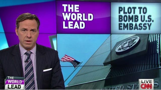 Lead Wedeman former CIA Bob Baer Israel foils terror plot Syria _00000010.jpg