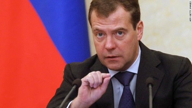 EXCLUSIVE: Medvedev on gay rights