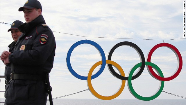 Are the Olympics too big a target?