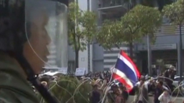 Leading carmaker wary of Thai protests