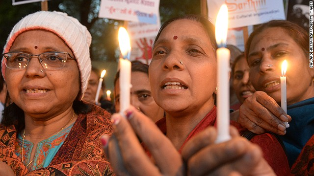 Village head in India ordered rape?