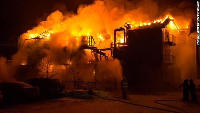 Quebec Nursing Home Fire