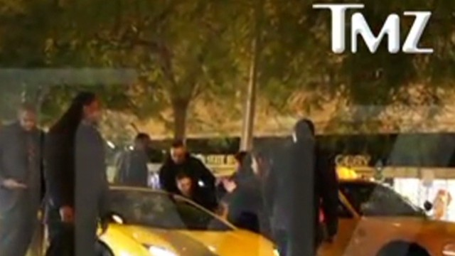 Video shows Bieber on night of arrest