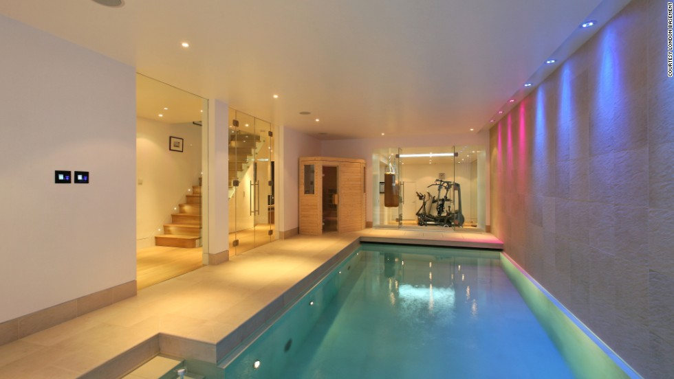 london's amazing luxury basements - cnn