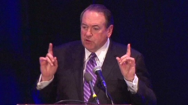 Huckabee: Women don't need 'Uncle Sugar'