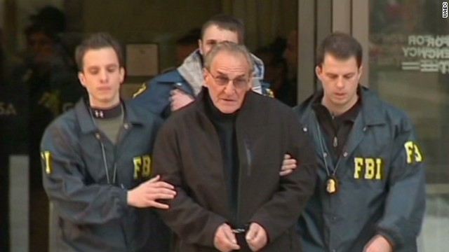 Arrest made in infamous Lufthansa heist