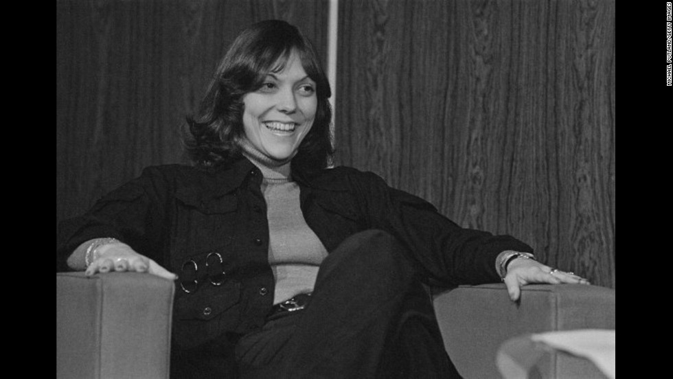 Houston is not the only singer to pass away so tragically right around the Grammys. Karen Carpenter, who with her brother Richard performed as the Grammy-winning pop duo The Carpenters, died on February 4, 1983. The cause of death was heart failure related to her battle with anorexia. She was 32.