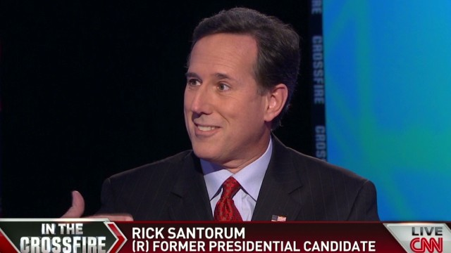 Santorum: What Huckabee meant