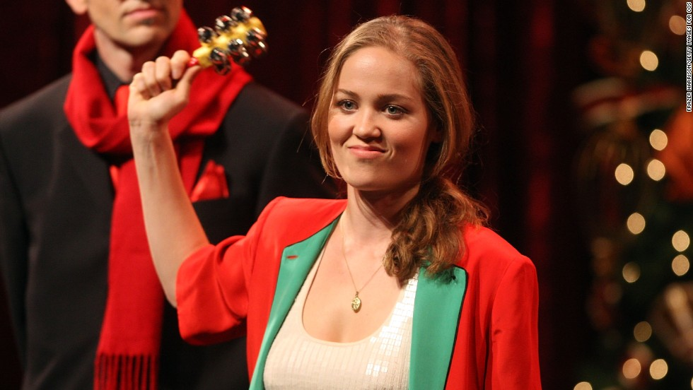 "Actress Erika Christensen defended Scientology last year after the release of ""Going Clear,"" a book that offered a probing look at the controversial church. ""(People assume) we're some kind of closed group and we're just the Hollywood religion ... and we worship rabbits. I don't actually know how many people think that,"" she<a href=""https://www.youtube.com/watch?feature=player_embedded&v=SXNeSuUMdhc"" target=""_blank""> joked in an online video</a>."