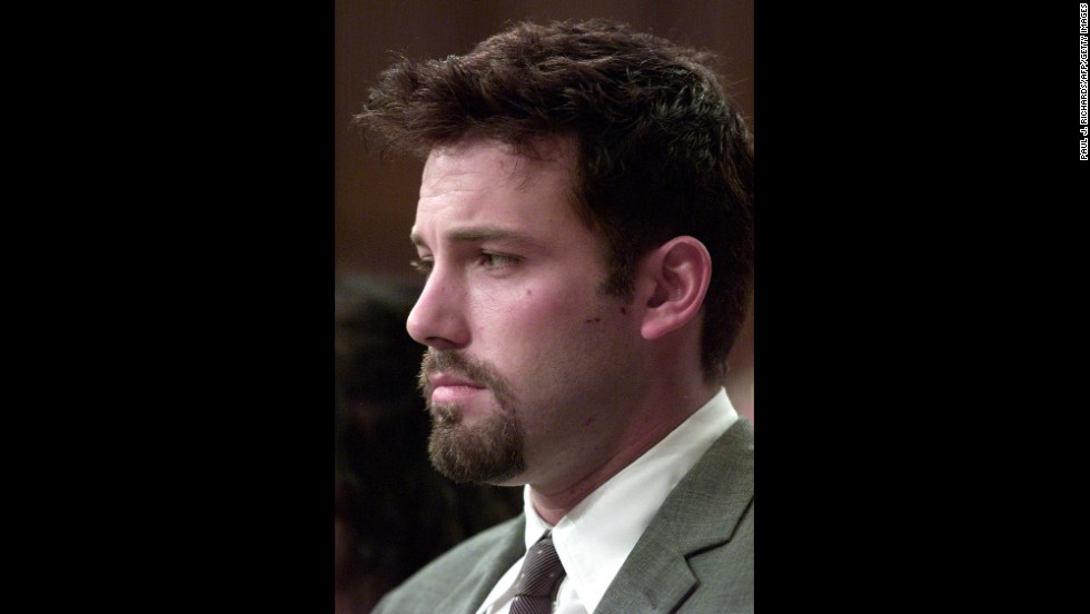 "Ben Affleck surprised friends when he checked into rehab for alcohol abuse in 2001, <a href=""http://www.people.com/people/article/0,,622407,00.html"" target=""_blank"">People magazine reported.</a>"