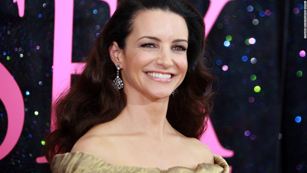 """Sex and the City"" actress Kristin Davis told Health magazine in 2008 that unlike her cocktail-loving character Charlotte York, <a href=""http://www.nydailynews.com/entertainment/gossip/sex-city-star-kristin-davis-recovering-alcoholic-article-1.330972"" target=""_blank"">she is a recovering alcoholic. </a>The 48-year-old admitted that she was drinking so much, she didn't think she'd <a href=""http://www.marieclaire.co.uk/news/celebrity/257986/kristin-davis-s-alcohol-battle.html"" target=""_blank"">live past 30</a>."
