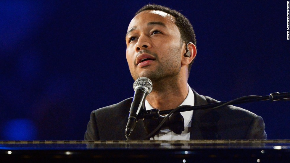 "As <strong>John Legend</strong> the singer has set a pretty high expectation. ""John Legend is a nickname that some friends started calling me, and it kind of grew into my stage name,"" <a href=""http://www.mtv.com/news/articles/1593317/john-legend-recalls-his-early-days-business.jhtml"" target=""_blank"">he said. </a>"
