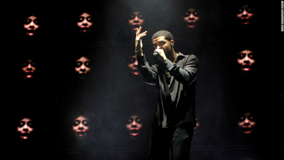 <strong>Drake. </strong>Taking a page from Rihanna's playbook, the rapper goes by his middle name.
