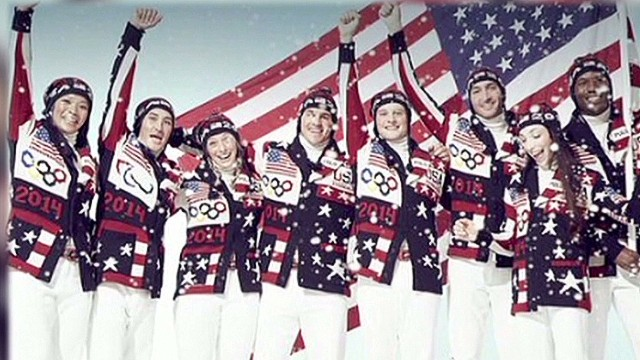 U.S. Olympic team uniforms 'hideous'?
