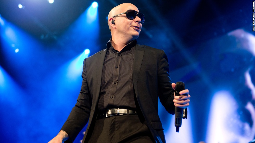 "The song ""We Are One (Ola Ola)"" was written by Pitbull, with the U.S. rapper also set to feature on the track."