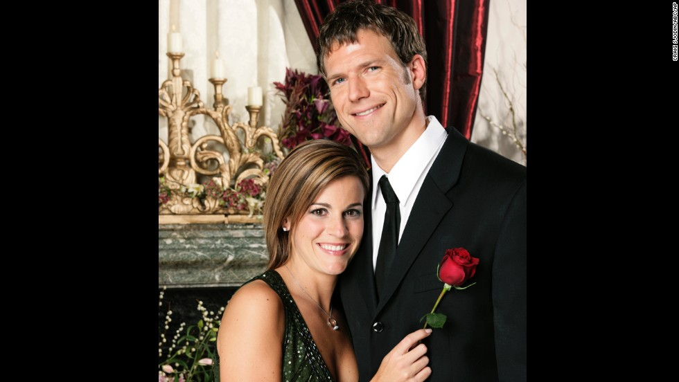 "Physician Travis Stork and kindergarten teacher Sarah Stone fell for each other in season 8. Today, Stork is a co-host on the show ""The Doctors"" and <a href=""http://www.people.com/people/article/0,,20609426,00.html"" target=""_blank"">married pediatrician Charlotte Brown in 2012</a>. Stone left the classroom for a career in real estate and is a married mother of two."
