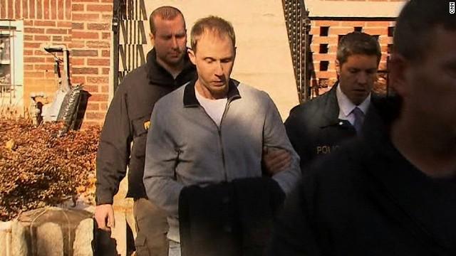 Jesse Ryan Loskarn was arrested in December.