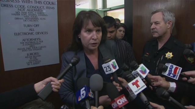 Attorney on judge's order: We are relieved