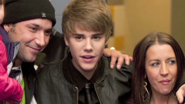 What are Bieber's parents like?
