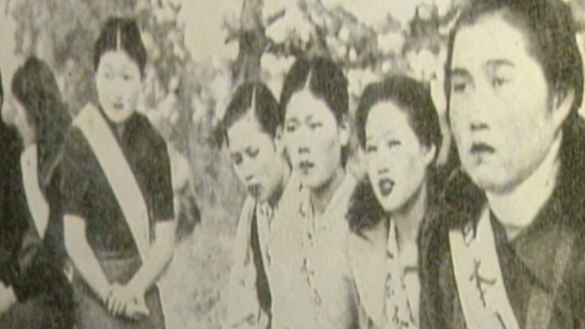 Japan, S. Korea talk over 'comfort women'
