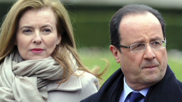 French president, first lady split