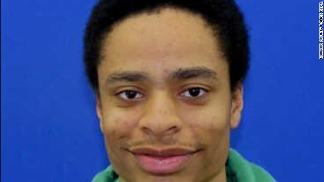 Photo of Columbia Mall shooting suspect Darion Marcus Aguilar