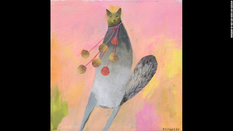 """""""Pom Pom"""" by Katherine Streeter"""