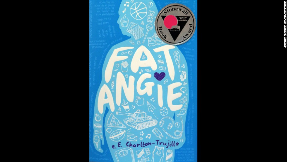 """Fat Angie,"" written by e.E. Charlton-Trujillo, is the second winner of the 2014 Stonewall Children's and Young Adult Literature Award."