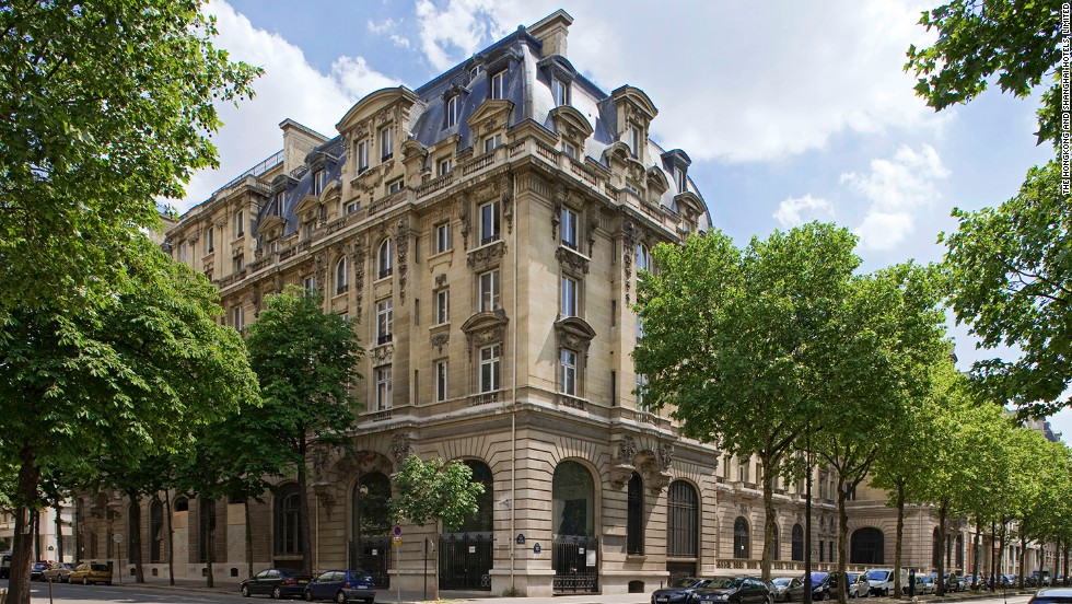 The real Peninsula Paris is set to open its doors August 1. The Beaux Arts building on the Avenue Kléber, built in 1908, originally housed the Majestic Hotel.