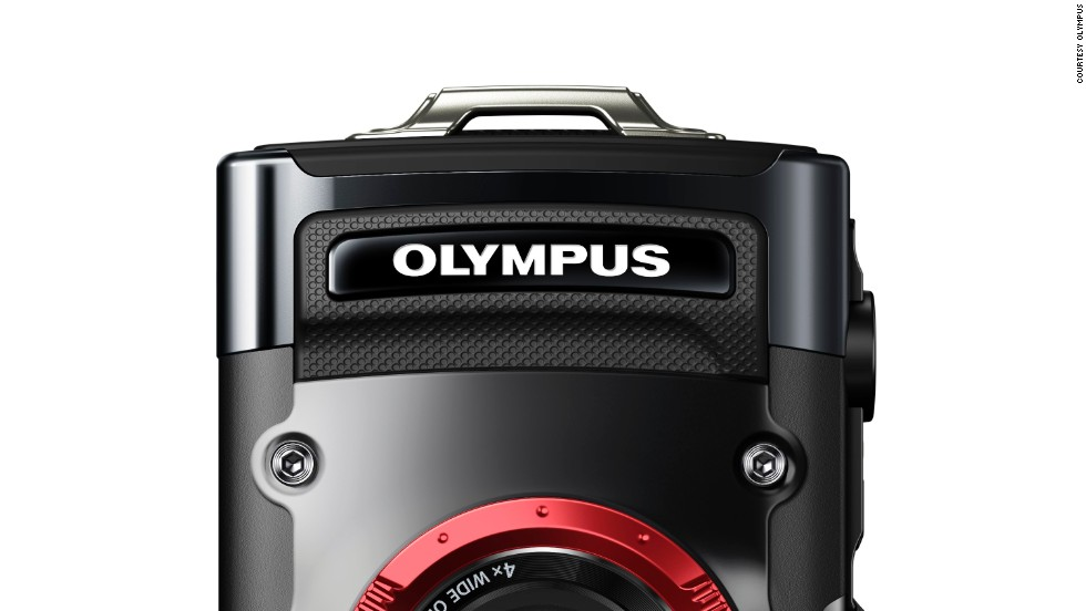 <strong>Olympus Tough TG-2</strong>. The TG-2 is a pocket cam with a tough exterior that's waterproof to 15 meters, crush-proof to 100 kilos and freeze-proof down to -10C.