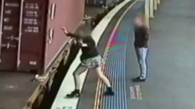 vo church woman survives jump onto moving freight train_00001330.jpg