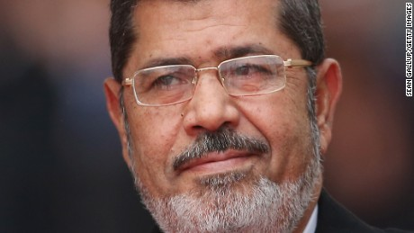 Egyptian ex-president Mohamed Morsy's death sentence overturned