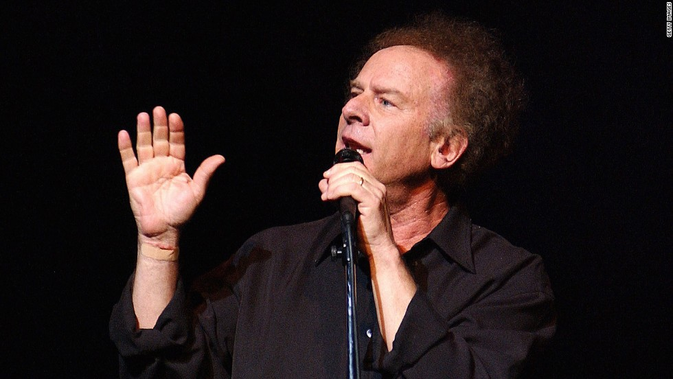 Singer Art Garfunkel earned a bachelor of arts degree from Columbia College and later a master's degree in mathematics at Columbia University.