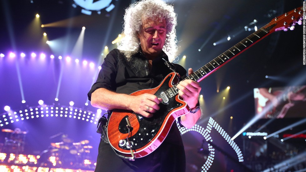 Brian May of Queen completed a Ph.D. in astrophysics at Imperial College London.