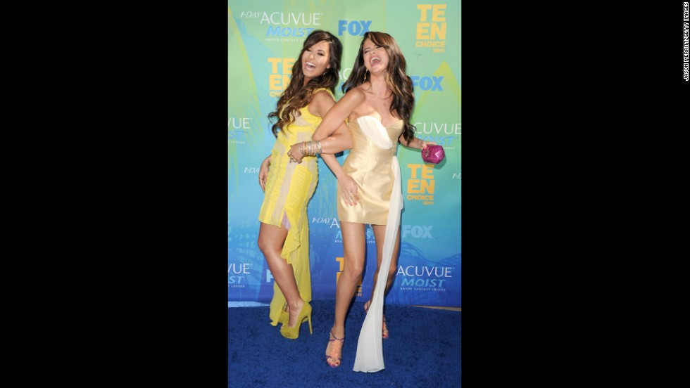 "Lovato's friendship with Selena Gomez, right, has had its turbulence -- specifically, the feud that caused the two to fall out around 2010 -- but they're back on solid ground these days. ""She's the only person that I would tell the deepest, darkest secrets to,"" Gomez told Seventeen magazine. ""The only person."""