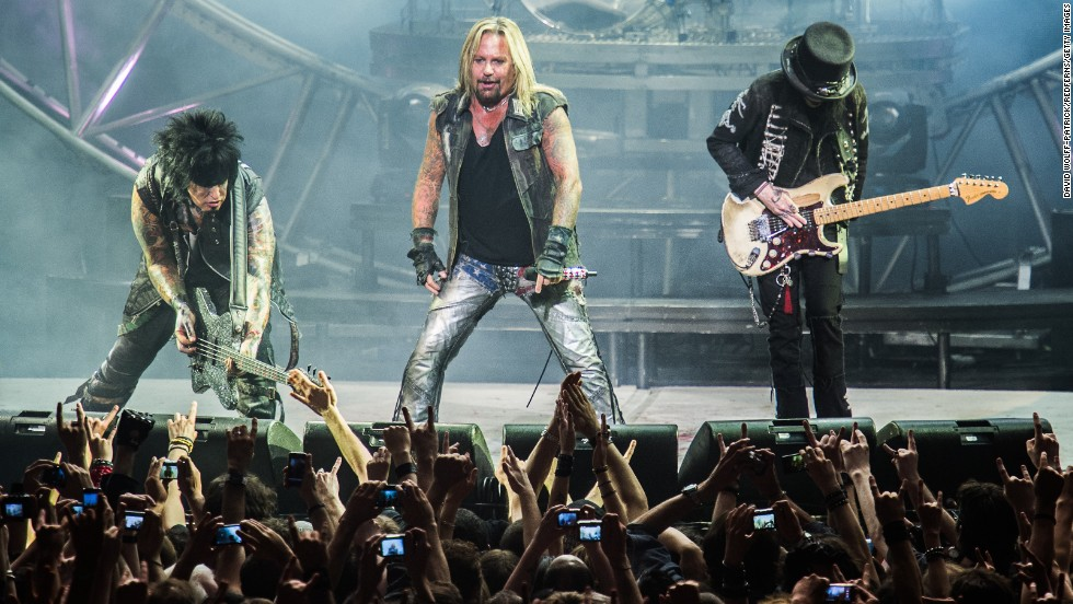 It's been more than three decades, but Motley Crue will rock no more. The group has announced that they are breaking up and will be heading out on their final tour. What? You didn't know they were still together? Well, here are some other bands you may have forgotten were still together:
