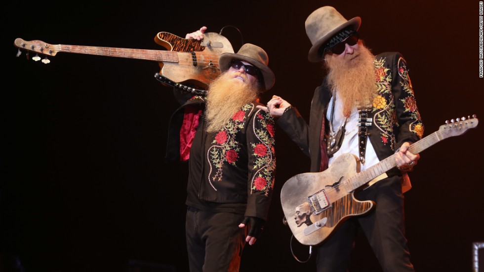 When it comes to the music industry, ZZ Top has got legs. The bearded trio has been on the scene since 1969.