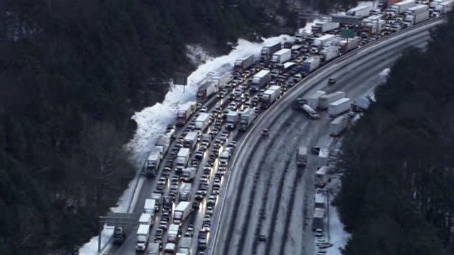 aerials of Atlanta ice and snow road conditions_00001728.jpg