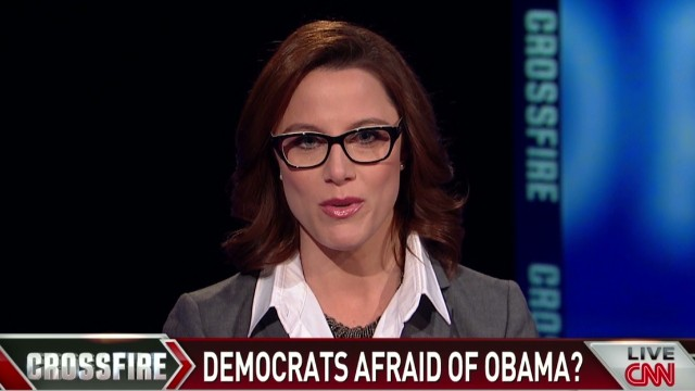 Are Democrats embarrassed of Obama?