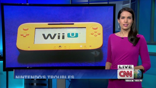 Examining Nintendo's woes