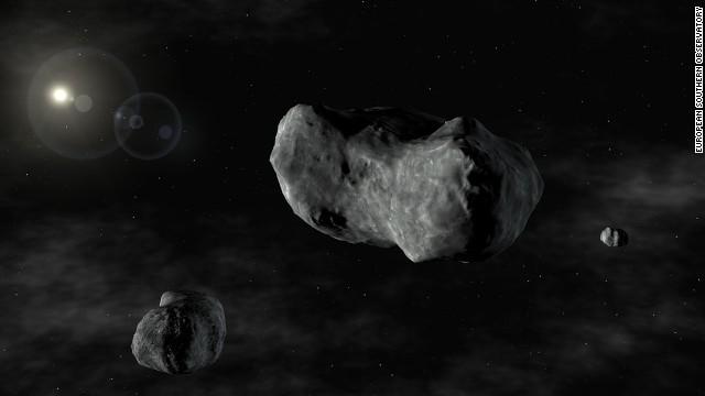 cnn asteroid - photo #26